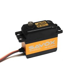 SAVOX SAVSB2270SG HV BRUSHLESS .12/444 @7.4V  DIGITAL SERVO