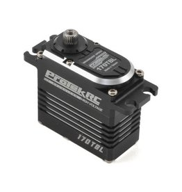 PROTEK RC PTK-170TBL BLACK LABEL HIGH TORQUE 0.11/650 @7.4V SERVO