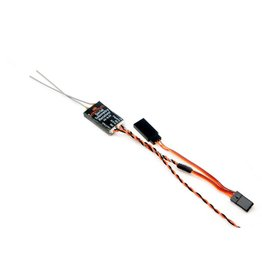 SPEKTRUM SPM4649T DSMX QUAD RACE RECEIVER WITH SERIAL TELEMETRY