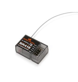 SPEKTRUM SPMSR415 4CHANNEL DSMR WITH SPORT RECEIVER