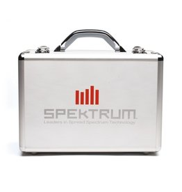 SPEKTRUM SPM6713 SPEKTRUM ALUMINUM SURFACE TRANSMITTER CASE
