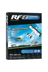REALFLIGHT RFL1002 REALFLIGHT RF8 HORIZON HOBBY EDITION ADD-ON