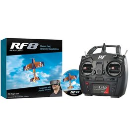 REALFLIGHT GPMZ4550 REALFLIGHT RF8 INTERLINK-X, MODE 2