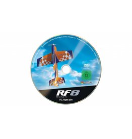 REALFLIGHT GPMZ4558 REALFLIGHT RF8 SOFTWARE ONLY