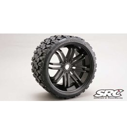 SWEEP RACING SRC0002B TERRAIN CRUSHER BLTD BLACK