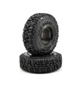 PITBULL TIRES PBTPB9007NK MAD BEAST SCALE 1.9 TIRES WITH 2 STAGE FOAMS