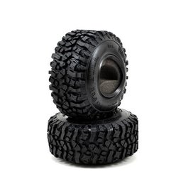 PITBULL TIRES PBTPB9003NK 1.9 ROCK BEAST SCALE CRAWLER TIRES WITH 2 STAGE FOAMS