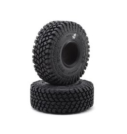 PITBULL TIRES PBTPB9006AK GROWLER AT/EXTRA 1.9 SCALE ALIEN TIRES WITH 2 STAGE FOAM
