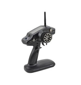 FUTABA FUTK1410 FUTABA 4PLS 4 CHANNEL T-FHSS 2.4GHZ TELEMETRY RADIO WITH R304SB RECEIVER