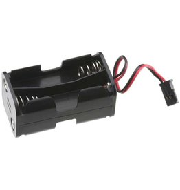 TACTIC TACM2020 4 CELL AA BATTERY HOLDER FUTABA CONNECTOR