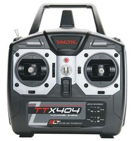 TACTIC TACJ2404 TTX404 4 CHANNEL 2.4GHZ SLT WITH TR624
