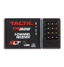 TACTIC TACL0326 TR326 3-CHANNEL SLT HV RECEIVER ONLY