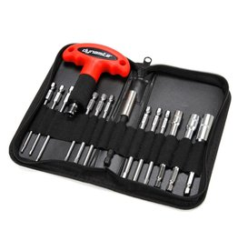 DYNAMITE DYNT1074 DELUXE LARGE SCALE TOOL SET WITH HANDLE