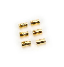 CASTLE CREATIONS CSECCBUL83  8MM BULLET CONNECTOR SET