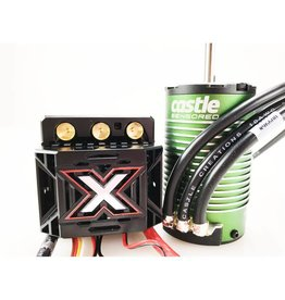 CASTLE CREATIONS CSE010014503 MAMBA MONSTER X 1515 2200KV SENSORED COMBO