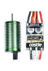 CASTLE CREATIONS CSE010015002 SIDEWINDER MICRO 2 0808-5300KV COMBO
