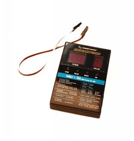 HOBBYWING HWI30501003 LED PROGRAM CARD