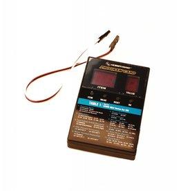 HOBBYWING HWI30501003 LED PROGRAM CARD