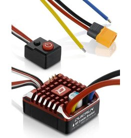 HOBBYWING HWI30112750 QUICRUN 80A CRAWLER BRUSHED ESC
