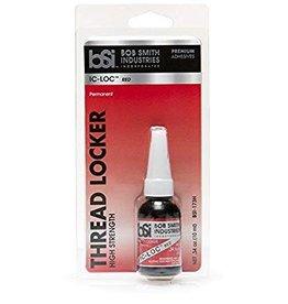 BSI BSI173H RED THREAD LOCKER 1/3OZ