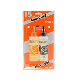 BSI BSI204 15 MINUTE MID CURE EPOXY 9OZ