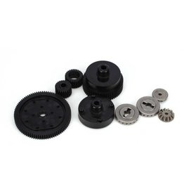 ECX ECX1022 TRANSMISSION PLASTIC GEAR SET: 1/10 2WD ALL