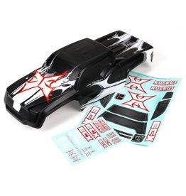 ECX ECX230010 BLACK/WHITE RUCKUS BODY: 1/10 BL RUCKUS