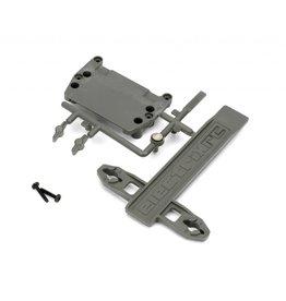 ECX ECX1088 BATTERY STRAP, ESC PLATE: 1/10 2WD CIRCUIT, BOOST