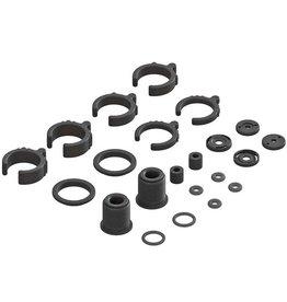 ARRMA AR330451 COMPOSITE SHOCK RING & O RING SET (2)