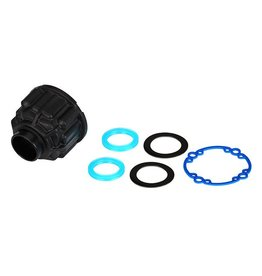 TRAXXAS TRA7781 CARRIER, DIFFERENTIAL/ X-RING GASKETS (2)/ RING GEAR GASKET/ 6X10X0.5 TW