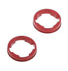 ARRMA AR320279 ALUMINUM CENTER DIFFERENTIAL CAMS (RED): NERO