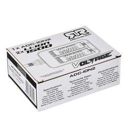 ARRMA AR390238 LI-ION BATTERY CHARGER SET (U.S.)