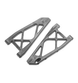 ARRMA AR330331 FRONT LOWER SUSPENSION ARMS: NERO