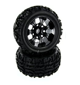 REDCAT RACING 20126 WHEEL COMPLETE