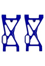 REDCAT RACING 50001 BLUE FRONT ALUMINUM LOWER SUSPENSION ARMS