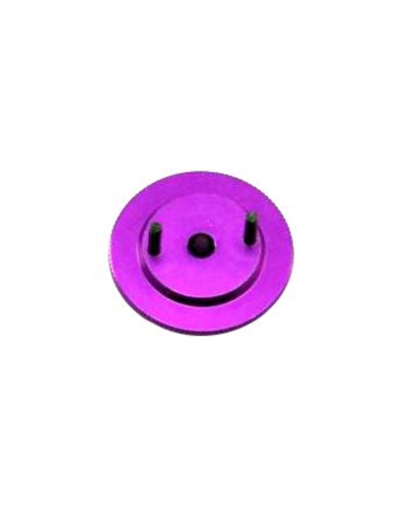 REDCAT RACING 102006 PURPLE ALUMINUMFLY WHEEL PURPLE
