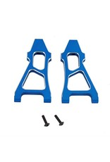 REDCAT RACING 08037B BLUE FRONT ALUMINUM LOWER ARM