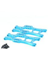 REDCAT RACING 08056B BLUE REAR ALUMINUM LOWER ARM