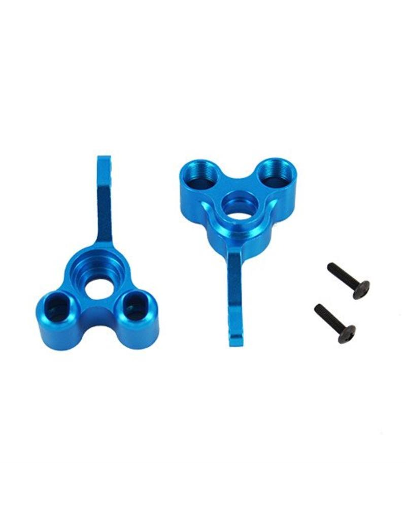 REDCAT RACING 02187 BLUE REAR ALUMINUM HUB CARRIER