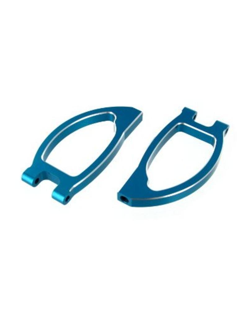 REDCAT RACING 08036B BLUE FRONT ALUMINUM UPPER ARM