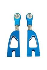 REDCAT RACING 08070B BLUE ALUMINUM REAR UPPER ARM