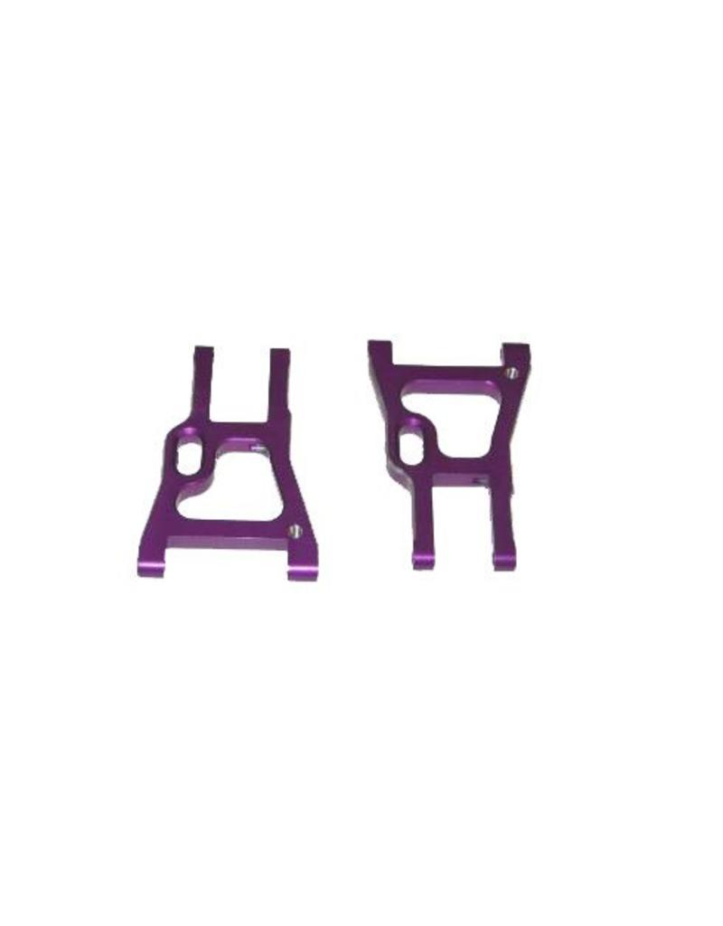 REDCAT RACING 02161 PURPLE ALUMINUM FRONT LOWER ARMS