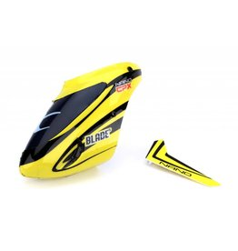BLADE BLH3318 NANO CP X YELLOW CANOPY WITH TAIL FIN