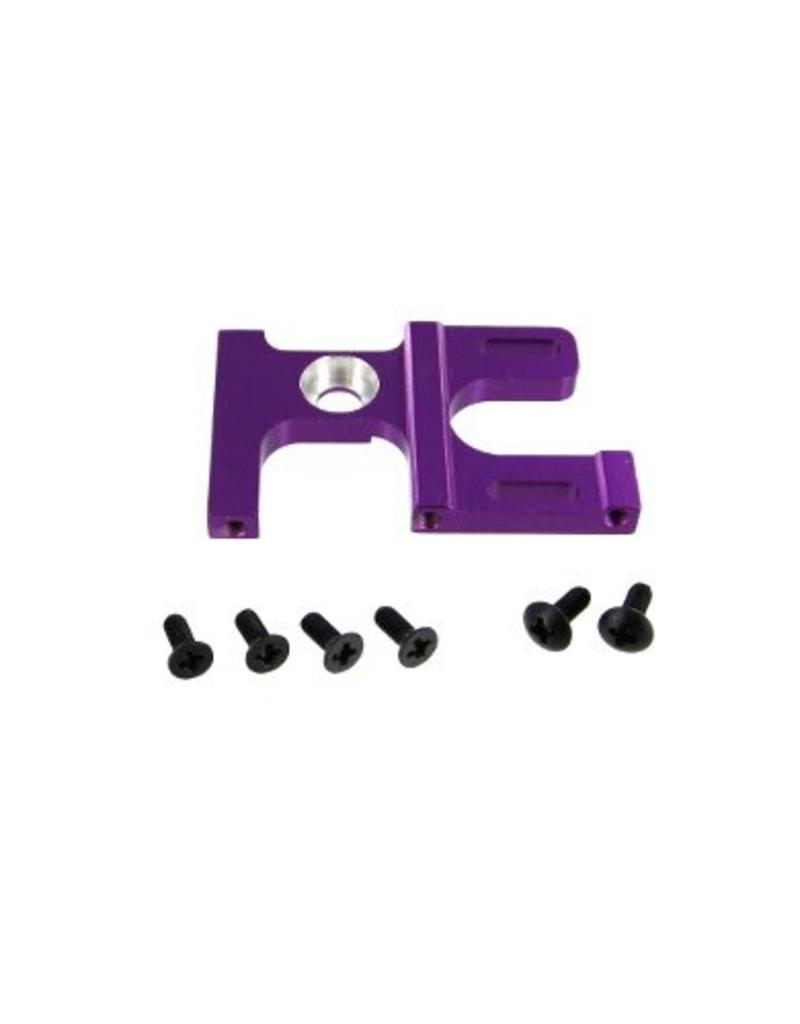 REDCAT RACING 103071 PURPLE ALUMINUM MOTOR MOUNT
