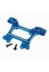 REDCAT RACING 08054B ALUMINUM SHOCK TOWER, BLUE