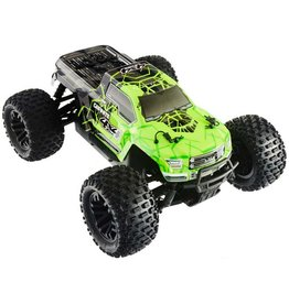 ARRMA AR102665 ARRMA 1/10 GRANITE MEGA 4X4 GREEN/BLACK