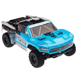 ARRMA AR102678 SENTON 4X4 RTR BLUE/BLACK