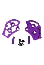 REDCAT RACING 108870 PURPLE ALUMINUM CENTER TRANSMISSION HOUSING