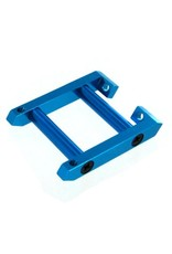 REDCAT RACING 188836 BLUE ALUMINUM REAR CHASSIS BRACE
