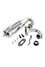 REDCAT RACING 07435 ALUMINUM TUNED PIPE